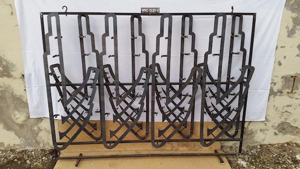 Výroba závesnej techniky pre AUDI